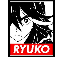 Ryuko Kill la Kill Photographic Print