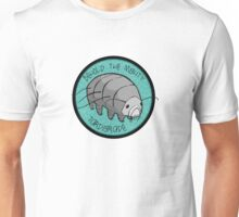 The Mighty Tardigrade Unisex T-Shirt