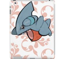 Fancy Gible iPad Case/Skin