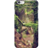 { where the moss grows } iPhone Case/Skin