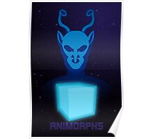 Animorphs Poster (Space) Poster