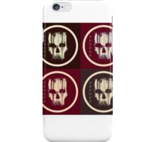 Abstract  Death 3 iPhone Case/Skin