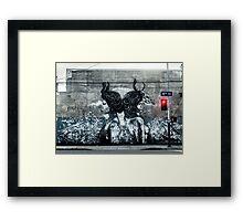 4th Street Framed Print