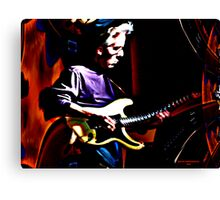 Oldies Band Canvas Print