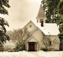 Sylvan Chapel by Bryan Peterson