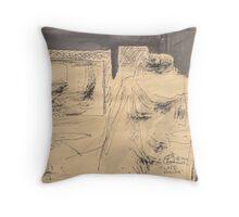 LATE EVENING(C2012) Throw Pillow