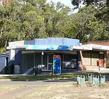 Stradbroke Milk Bar by Joan Wild