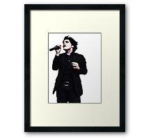 Gerard Way - Very Much Alive Framed Print