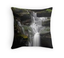 Westleigh waterfall Throw Pillow