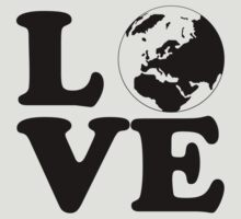 Love World by designbymike