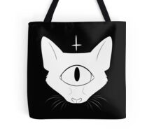 meow [in white] Tote Bag