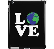 I Love World iPad Case/Skin