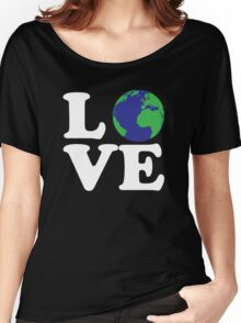 I Love World Women's Relaxed Fit T-Shirt