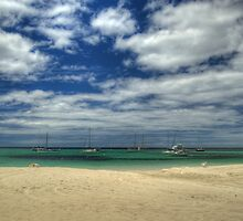 Clouds over Quindalup. by adbetron