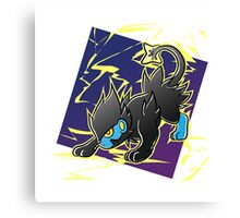 Pokemon - Luxray Canvas Print