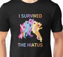 I Survived The Hiatus - MLP FiM - Brony Unisex T-Shirt