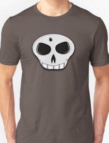 Skull Bullet Hole Tee T-Shirt