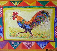 Rooster by Vincent Loverso