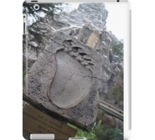 Disneyland Matterhorn iPad Case/Skin