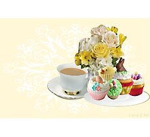 Easter Goodies Photographic Print