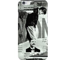 Poster Archaeology 8 iPhone Case/Skin