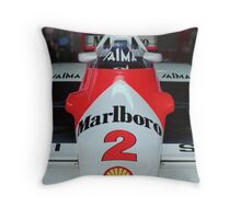 McLaren MP4 Throw Pillow