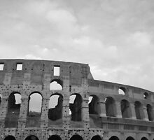 The Mighty World Of Colosseum by nadiairianto