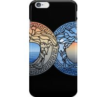 Water Versace iPhone Case/Skin