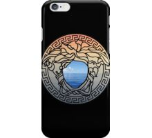 Water 2 Versace iPhone Case/Skin