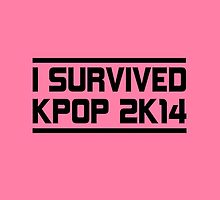 I SURVIVED KPOP 2K14 -  SM PINK by Kpop Love