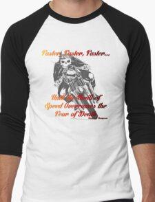 Faster Men's Baseball ¾ T-Shirt