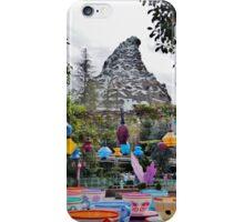 Teacups and Matterhorn iPhone Case/Skin