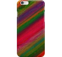 Mixing Lines iPhone Case/Skin