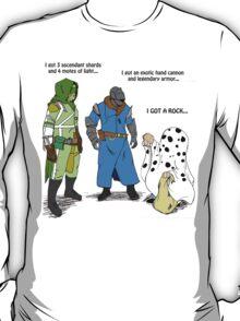 Destiny Humor (peanuts) color T-Shirt