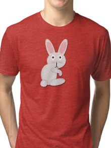 Mr. Rabbit Tee Tri-blend T-Shirt