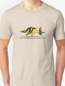 Pixel Centrosaurus Unisex T-Shirt