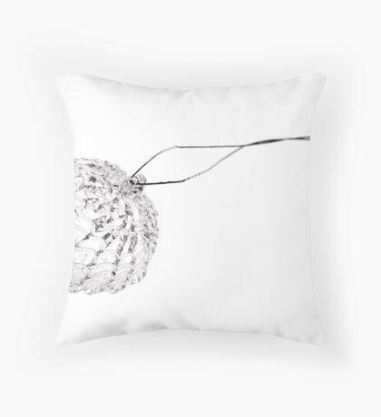 Bauble II Throw Pillow