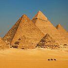 Cairo, Egypt. by Luka Skracic