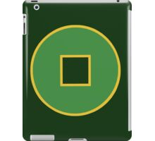 Earth Kingdom iPad Case/Skin