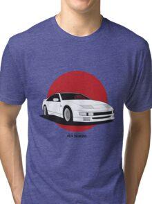 Nissan Fairlady 300ZX Z32 (Rising Sun) Tri-blend T-Shirt