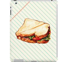 Lunch Room Sandwich iPad Case/Skin