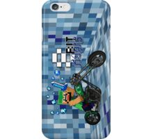 8Bit Riders iPhone Case/Skin