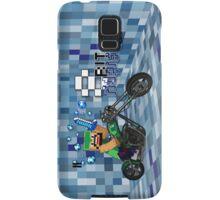 8Bit Riders Samsung Galaxy Case/Skin