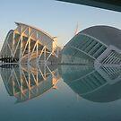 Science Hall & Planitarium, Valencia Spain by lizzyforrester