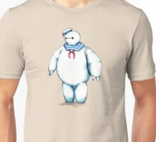 Bay Puft Marshmallow Max Unisex T-Shirt
