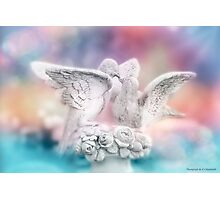 Love birds 01 Photographic Print