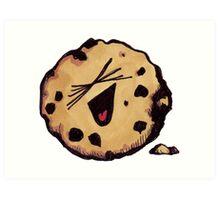 Baked Goods- Cookie Art Print