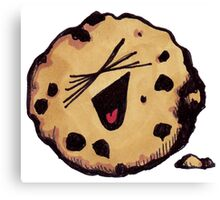 Baked Goods- Cookie Canvas Print