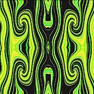 Tribal Green by C J Lewis