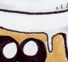 Baked Goods -Sticky Bun Sticker